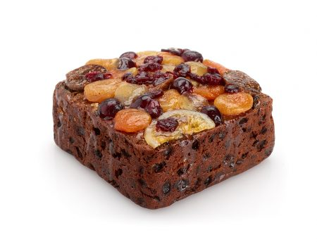 Bejewelled Fruit Cake