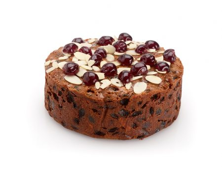 Rich Dark Fruit Cake